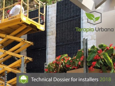 Technical Dossier for installer 2018-05